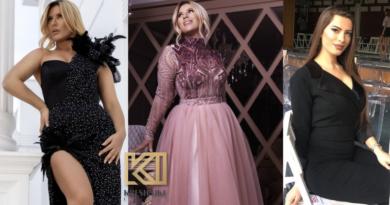 Kreshnike Iljazi Fashion Prezanton modelet e radhes ekskluzivisht per Lori Kacka