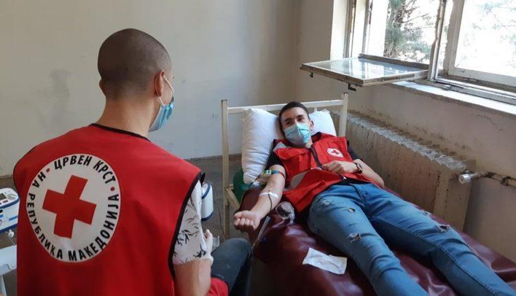 Në gjashtë muajt e parë të vitit janë grumbulluar gjithsej 20.692 njësi gjak, 165 njësi koncentrat trombocitar dhe 61 njësi plazma konvulsive