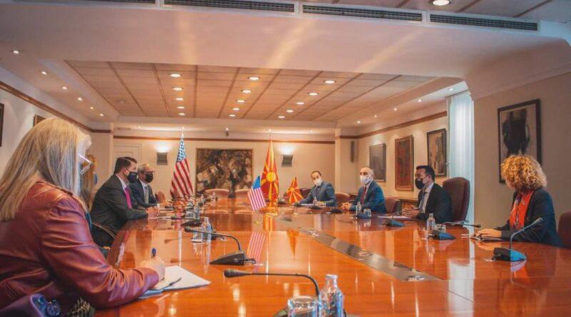 Memorandumi për 5G me Amerikën konfirmoi miqësinë tonë – Ministri i Shoqërisë Informatike dhe Administratës