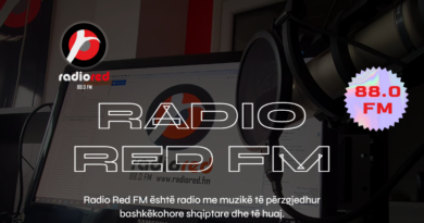 RADIO RED FM & TV RED 24/7 ONLINE